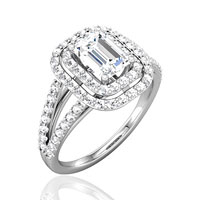 Moissanite Riviera Collection