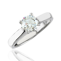moissanite fancy solitaires