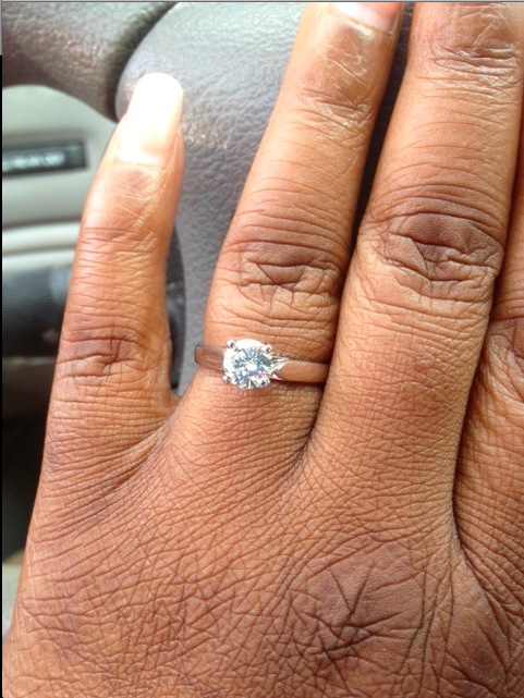 Moissanite-cathedral-ring