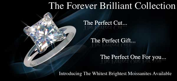 Forever Brilliant Princess Solitaires