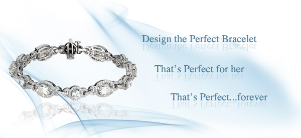 Moissanite Fashion Bracelets