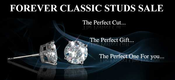 Forever Classic Round Studs SALE