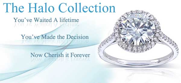 Halo Ring Collection