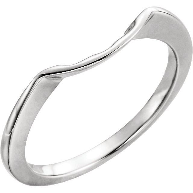 14K Wedding Band  for style 12697 14K WG