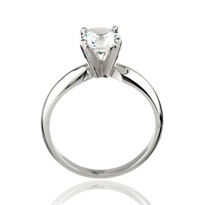 4 50 Mm 1 2 Carat Forever One Ghi Certified Cushion Cut Moissanite