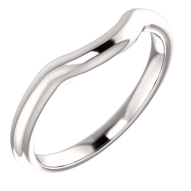 14K Wedding Band  for style 69706 14K WG