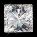 6.50 mm (1.50 carat) Forever One GHI Princess Cut Loose Moissanite