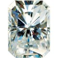 9 x 7 mm ( 2.70 carat) Forever One GHI Loose Radiant Cut Moissanite